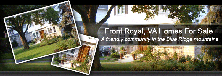 Front Royal Homes for Sale